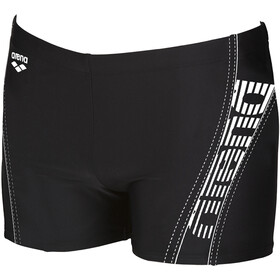 arena Byor Evo Shorts Heren, black/black/white